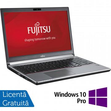 Laptop FUJITSU SIEMENS Lifebook E753, Intel Core i5-3230M 2.60GHz, 8GB DDR3, 120GB SSD, 15.6 Inch, Tastatura Numerica + Windows 10 Pro, Refurbished Laptopuri Refurbished