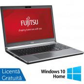 Laptop FUJITSU SIEMENS Lifebook E753, Intel Core i5-3230M 2.60GHz, 8GB DDR3, 120GB SSD, DVD-RW, 15.6 Inch, Tastatura Numerica, Fara Webcam + Windows 10 Home, Refurbished Laptopuri Refurbished
