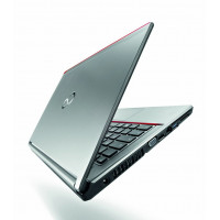 Laptop FUJITSU SIEMENS Lifebook E753, Intel Core i5-3230M 2.60GHz, 8GB DDR3, 120GB SSD, DVD-RW, 15.6 Inch, Tastatura Numerica, Fara Webcam + Windows 10 Home