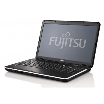 Laptop Fujitsu Siemens LifeBook A532, i3-2350M 2.30GHz, 4GB DDR3, 320GB SATA, DVD-RW, 15.6 Inch, Second Hand Laptopuri Second Hand