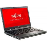 Laptop Fujitsu Lifebook E746, Intel Core i5-6200U 2.20GHz, 8GB DDR3, 120GB SSD, Fara Webcam, 14 Inch