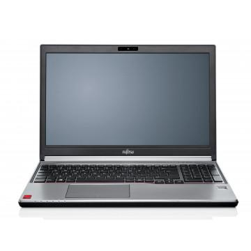 Laptop FUJITSU SIEMENS Lifebook E754, Intel Core i5-4200M 2.50GHz, 4GB DDR3, 120GB SSD, DVD-RW, 15.6 Inch, Tastatura Numerica, Fara Webcam, Grad B, Second Hand Laptopuri Ieftine