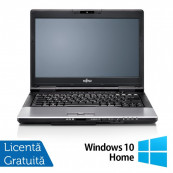 Laptop Fujitsu Lifebook S752, Intel Core i5-3230M 2.6GHz, 8GB DDR3, 500GB SATA, DVD-RW, 14 Inch + Windows 10 Home, Refurbished Laptopuri Refurbished