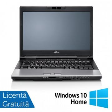 Laptop Fujitsu Lifebook S752, Intel Core i5-3230M 2.6GHz, 8GB DDR3, 500GB SATA, DVD-RW, 14 Inch + Windows 10 Home, Refurbished Laptopuri Refurbished