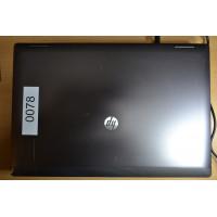 Laptop HP 6570b, Intel Core i5-3210M 2.50GHz, 4GB DDR3, 320GB SATA, DVD-RW, Webcam, 15.6 Inch, Tastatura Numerica, Grad B (0078)