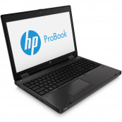 Laptop HP ProBook 6570b, Intel Core i3-3120M 2.50GHz, 4GB DDR3, 120GB SATA, DVD-RW, 15.6 inch, LED, Webcam, Tastatura numerica + Windows 10 Pro + Windows 10 Pro, Refurbished Laptopuri Refurbished