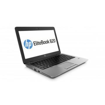 Laptop HP Elitebook 820 G2, Intel Core i5-5300U 2.30GHz, 8GB DDR3, 120GB SSD, Webcam, 12 Inch, Second Hand Laptopuri Second Hand