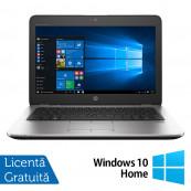 Laptop HP Elitebook 820 G2, Intel Core i5-5200U 2.20GHz, 16GB DDR3, 120GB SSD, 12 Inch + Windows 10 Home, Refurbished Laptopuri Refurbished