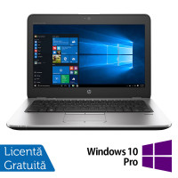 Laptop Hp EliteBook 820 G3, Intel Core i5-6200U 2.30GHz, 8GB DDR4, 256GB SSD, 12.5 Inch + Windows 10 Pro