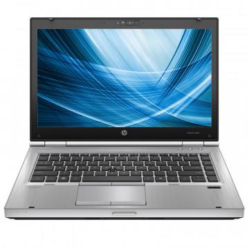 Laptop HP EliteBook 8460p, Intel Core i5-2520M 2.50GHz, 8GB DDR3, 120GB SSD, DVD-RW, Webcam, 14 Inch, Second Hand Laptopuri Second Hand