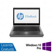 Laptop Refurbished HP EliteBook 8470p, Intel Core i5-3210M 2.50 GHz, 16GB DDR3, 500GB SATA, DVD-RW, 14 inch LED + Windows 10 Pro Laptopuri Refurbished