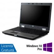 Laptop HP EliteBook 8540p, Intel Core i5-540M 2.53GHz, 4GB DDR3, 320GB SATA, DVD-ROM, 15.6 Inch, nVidia Quadro NVS 5100 + Windows 10 Pro, Refurbished Laptopuri Refurbished