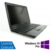Laptop HP EliteBook 8540w Mobile Workstation, Intel Core i7-820QM 1.73GHz, 8GB DDR3, 320GB SATA, DVD-RW, 15.6 Inch, nVidia FX 880M + Windows 10 Pro, Refurbished Laptopuri Second Hand