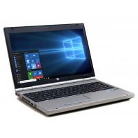 Laptop Hp EliteBook 8560p, Intel Core i7-2620M 2.70GHz, 4GB DDR3, 120GB SSD, DVD-RW, 15.6 Inch, Webcam, Tastatura Numerica
