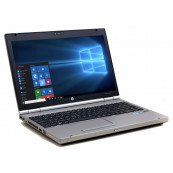 Laptop Hp EliteBook 8560p, Intel Core i7-2620M 2.70GHz, 4GB DDR3, 320GB SATA, DVD-RW, Webcam, 15.6 Inch, Second Hand Laptopuri Second Hand
