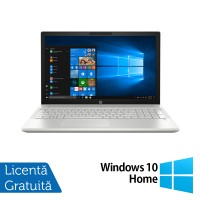 Laptop Nou HP Pavilion 15-CS0056OD, Intel Core i5-8250U 1.60GHz, 12GB DDR4, 1TB SATA, Intel UHD Graphics 620, Card Reader, 15.6 Inch HD BrightView Display, Windows 10 Home