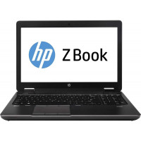 Laptop Hp Zbook 15 G2, Intel Core i5-4310M 2.70GHz, 8GB DDR3, 500GB SATA, DVD-RW, 15.6 Inch, Tastatura Numerica, Webcam