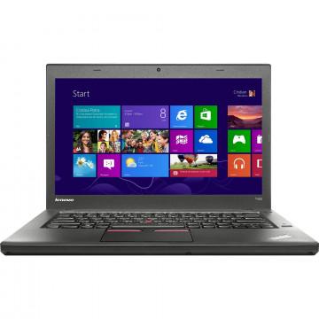Laptop LENOVO ThinkPad T450, Intel Core i5-5300U 2.30GHz, 4GB DDR3, 120GB SSD, 14 Inch, Second Hand Laptopuri Second Hand
