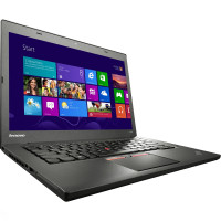 Laptop LENOVO ThinkPad T450, Intel Core i5-5300U 2.30GHz, 8GB DDR3, 240GB SSD, 14 Inch, Grad A-