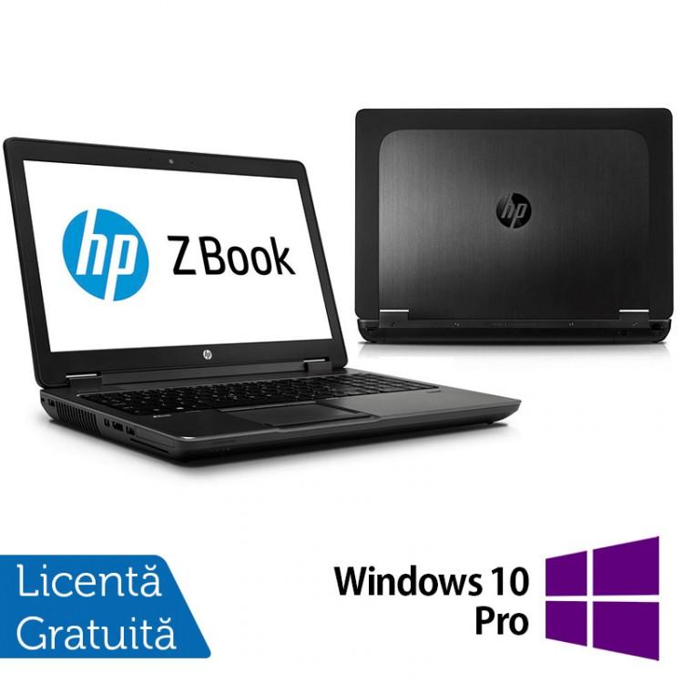 Laptopuri Refurbished, Laptop Refurbished Hp Zbook 15 Intel Core