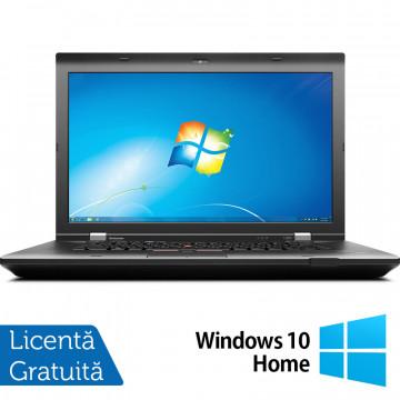 Laptop LENOVO ThinkPad L530, Intel Core i5-3230M 2.60GHz, 4GB DDR3, 500GB SATA, DVD-RW, 15.6 Inch, Fara Webcam + Windows 10 Home, Refurbished Laptopuri Refurbished