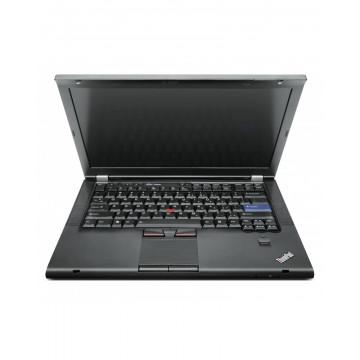 Laptop Lenovo ThinkPad T420i, Intel Core i3-2350M 2.30GHz, 4GB DDR3, 320GB SATA, DVD-RW, 14 Inch, Webcam, Second Hand Laptopuri Second Hand