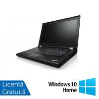 Laptop Lenovo ThinkPad T420s, Intel Core i7-2640M 2.80GHz, 8GB DDR3, 120GB SSD, DVD-RW, 14 Inch, Webcam + Windows 10 Home