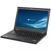 Laptop Lenovo ThinkPad T430s, Intel Core i5-3210M 2.50GHz, 4GB DDR3, 120GB SSD, DVD-RW, 14 Inch, Webcam, Grad B (0296), Second Hand Laptopuri Ieftine