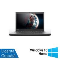 Laptop LENOVO ThinkPad T431s, Intel Core i5-3437U 1.90GHz, 8GB DDR3, 256GB SSD, 14 Inch + Windows 10 Pro