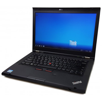 Laptop LENOVO ThinkPad T430, Intel Core i5-3320M 2.60GHz, 8GB DDR3, 320GB SATA, DVD-RW, Grad A-, Second Hand Laptopuri Second Hand