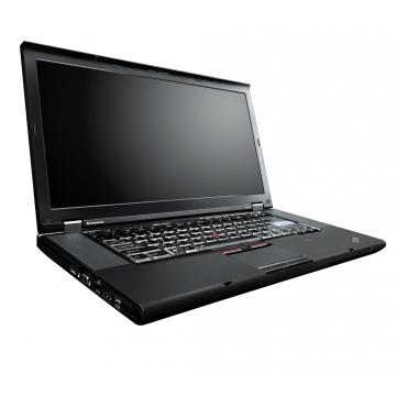 Laptop Lenovo ThinkPad W510, Intel Core i7-820QM 1.73GHz, 4GB DDR3, 320GB SATA, Webcam, DVD-RW, 15 Inch, Second Hand Laptopuri Second Hand