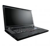 Laptop Lenovo ThinkPad W520, Intel Core i7-2760QM 2.40GHz, 4GB DDR3, 120GB SSD, DVD-RW, 15.6 Inch, Webcam, Grad B (0283), Second Hand Laptopuri Ieftine