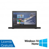 Laptop Lenovo Thinkpad X260, Intel Core i5-6200U 2.30GHz, 8GB DDR4, 500GB SATA, 12.5 Inch Webcam + Windows 10 Home, Refurbished Laptopuri Refurbished