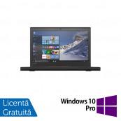 Laptop Lenovo Thinkpad X260, Intel Core i5-6300U 2.40GHz, 8GB DDR4, 120GB SSD, 12 Inch + Windows 10 Pro, Refurbished Laptopuri Refurbished