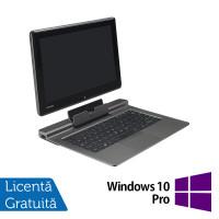 Laptop Toshiba Portege Z10T-A-13K, Intel Core i5-4220Y 1.60GHz, 4GB DDR3, 128GB SSD, 11.6 inch, Touchscreen + Windows 10 Pro