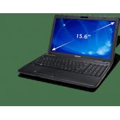 Laptop Toshiba C650-15Z, Intel Pentium Dual Core T4500 2.30GHz, 2GB DDR3, 320GB SATA, DVD-RW, Second Hand Laptopuri Second Hand