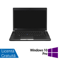 Laptop Toshiba Portege R30, Intel Core i5-4310M 2.70GHz, 8GB DDR3, 240GB SSD, 13 Inch + Windows 10 Pro