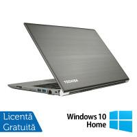 Laptop Refurbished Toshiba Portege Z30-B-13P, Intel Core i5-5200U 2.20GHz, 8GB DDR3, 256GB SSD + Windows 10 Home