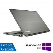 Laptop Refurbished Toshiba Portege Z30-B-13P, Intel Core i5-5200U 2.20GHz, 8GB DDR3, 256GB SSD + Windows 10 Pro