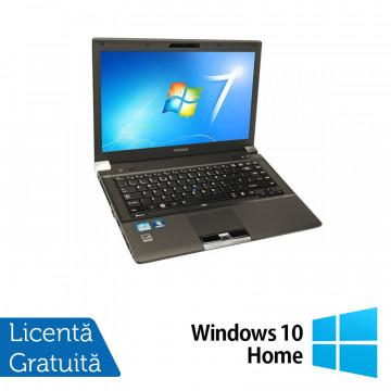 Laptop Refurbished Toshiba Tecra R840-10Z, Intel Core i5-2520M 2.50GHz, 8GB DDR3, 240GB SSD, DVD-RW, 14 Inch + Windows 10 Home Laptopuri Refurbished