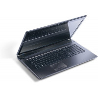 Laptop Acer Aspire 7750Z, Intel Core i3-2330M 2.20GHz, 4GB DDR3, 500GB SATA, DVD-RW, 17.3 Inch HD+, Tastatura Numerica, Webcam