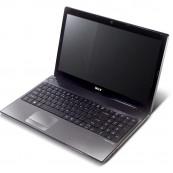 Laptop Acer Aspire 5741, Intel Core i5-430M 2.26GHz, 6GB DDR3, 500GB SATA, DVD-RW, 15.6 Inch, Webcam, Tastatura Numerica, Grad B (0312), Second Hand Laptopuri Ieftine