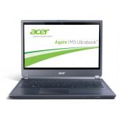 Laptop Acer Aspire M5-481T, Intel Core i5-3317U 1.70GHz, 4GB DDR3, 120GB SSD, Webcam, 14 Inch, Second Hand Laptopuri Second Hand