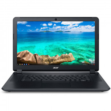 Laptop Acer Chromebook C910, Intel Core i3-5005U 2.00GHz, 4GB DDR3, 32GB SSD, 15.6 Inch Full HD, Webcam, Chrome OS, Second Hand Laptopuri Second Hand