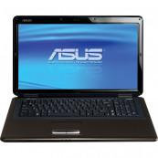 Laptop ASUS K70IO, Intel Pentium T4200 2.00GHz, 4GB DDR2, 500GB SATA, NVIDIA GeForce GT 120M 1GB VRAM, DVD-RW, 17.3 Inch HD+, Tastatura Numerica, Webcam, Second Hand Laptopuri Second Hand