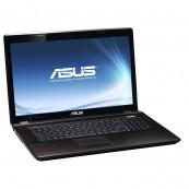 Laptop Asus K73M, Intel Core i3-2310M 2.10GHz, 4GB DDR3, 500GB SATA, DVD-RW, 17.3 Inch, Webcam, Tastatura Numerica, Baterie consumata, Second Hand Laptopuri Second Hand