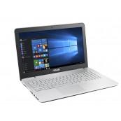 Laptop ASUS ASUS N551J, Intel Core i7-4710HQ 2.50GHz, 8GB DDR3, 240GB SSD, NVIDIA GeForce GTX850M 4GB DDR3, DVD-RW, 15.6 Inch Full HD, Tastatura Numerica, Webcam, Second Hand Laptopuri Second Hand