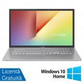 Laptop Nou Asus VivoBook M712DA-WH34, AMD Ryzen 3 3250U 2.60-3.50GHz, 8GB DDR4, 256GB SSD, 17.3 Inch Full HD, Bluetooth, Webcam, Tastatura Numerica + Windows 10 Home Laptopuri Noi