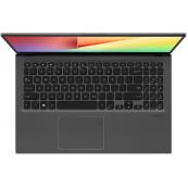 Laptop Nou Asus VivoBook 15 R564JA-UH51T, Intel Core i5 Gen 10 i5-1035G1 1.00-3.60GHz, 8GB DDR4, 256GB SSD, 15.6 Inch Full HD TouchScreen, Webcam, Tastatura Numerica + Windows 10 Home Laptopuri Noi