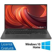 Laptop Nou Asus VivoBook 15 R564JA-UH71T, Intel Core i7 Gen 10 i7-1065G7 1.30-3.90GHz, 8GB DDR4, 512GB SSD, 15.6 Inch Full HD TouchScreen, Webcam + Windows 10 Home